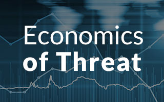 Economics of threat