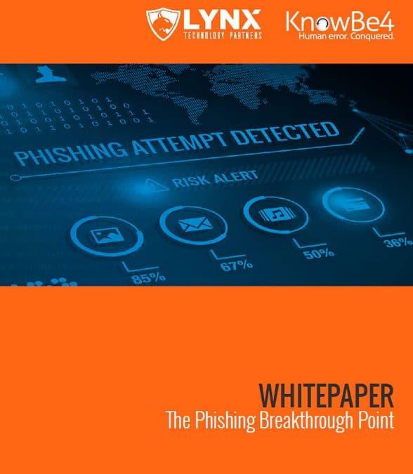The Phishing Breakthrough Point