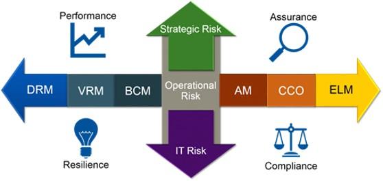 Integrated Risk Management flow chart