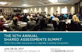 Risk Management Insights at the 2017 Shared Assessments Summit