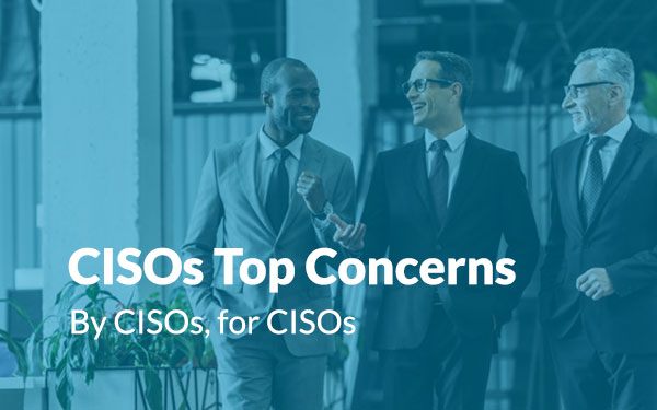 Top Ten CISO Concerns for 2019 Validated