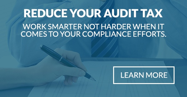 Five Ways to Reduce Your Audit Tax